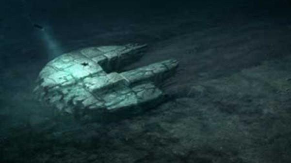 Những bí ẩn kinh ngạc chìm dưới đáy đại dương 11