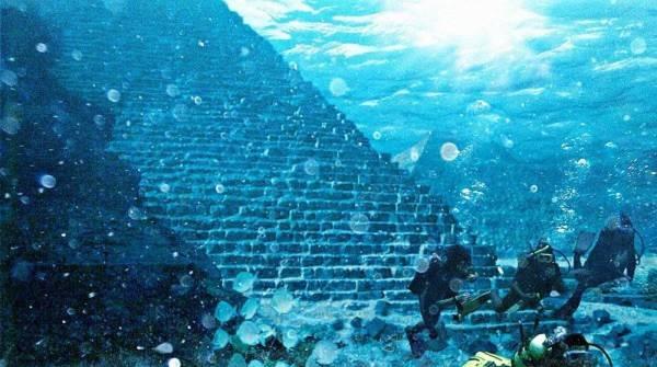 Những bí ẩn kinh ngạc chìm dưới đáy đại dương 7