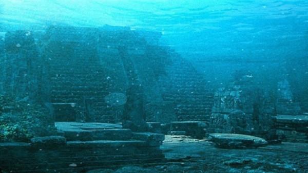 Những bí ẩn kinh ngạc chìm dưới đáy đại dương 8