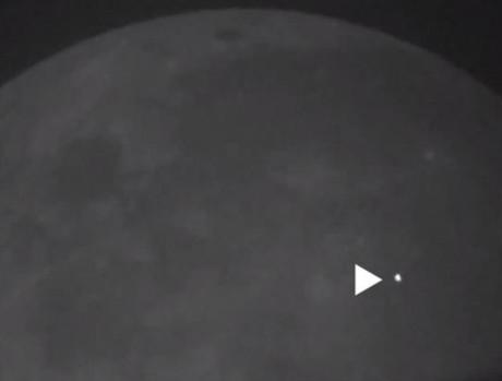 Phát hiện thiên thạch lớn lao vào mặt trăng - Tin180.com (Ảnh 2)