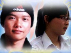 Hai sinh viên Đinh Nguyên Kha và Nguyễn Phương Uyên (DR)
