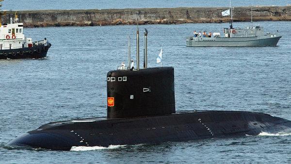 tàu ngầm lớp Varshavyanka