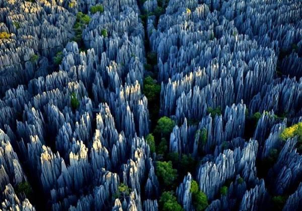 Thăm khu rừng đá khổng lồ được mệnh danh kỳ quan 3