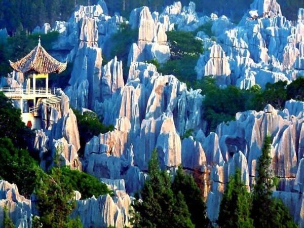 Thăm khu rừng đá khổng lồ được mệnh danh kỳ quan 6
