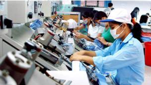Thống kê của Ủy ban Kinh tế cho thấy tăng trưởng sản xuất công nghiệp giảm mạnh so với cùng kỳ năm 2012