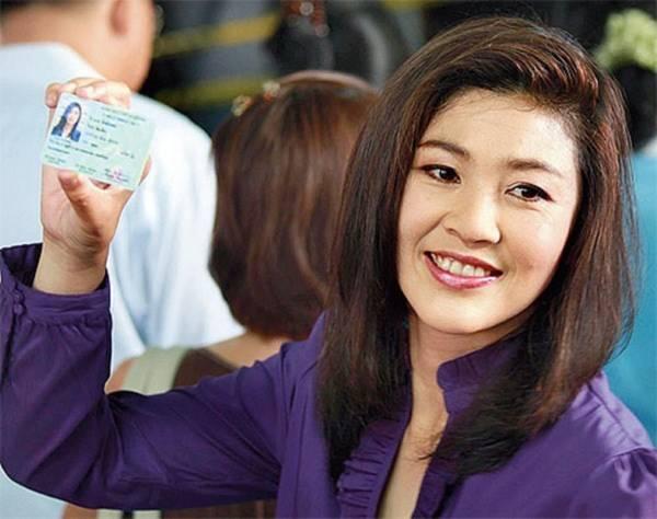 Vẻ đẹp hút hồn của nữ Thủ tướng Thái Lan 12