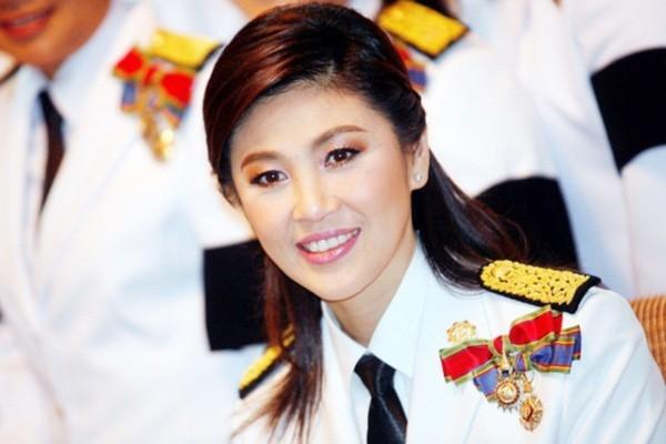 Vẻ đẹp hút hồn của nữ Thủ tướng Thái Lan 5