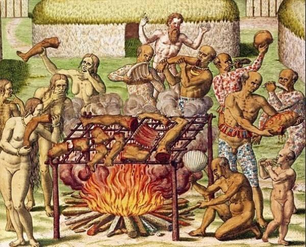 Vén màn bí ẩn thảm kịch ăn thịt người cách đây 400 năm 5