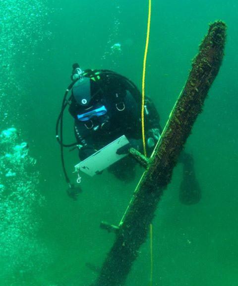Khám phá bất ngờ về tàu cổ biến mất hơn 300 năm