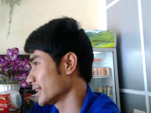 Anh Phan Văn Nam kể chuyện với PV.