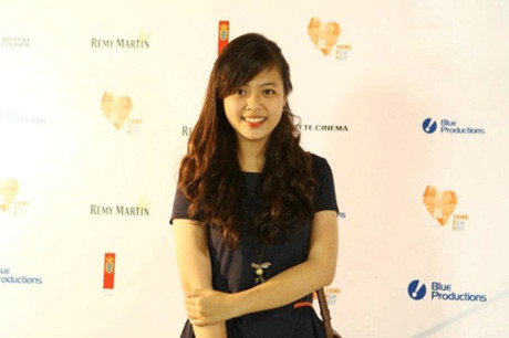 Cô nàng đạo diễn tuổi teen Minh Phương