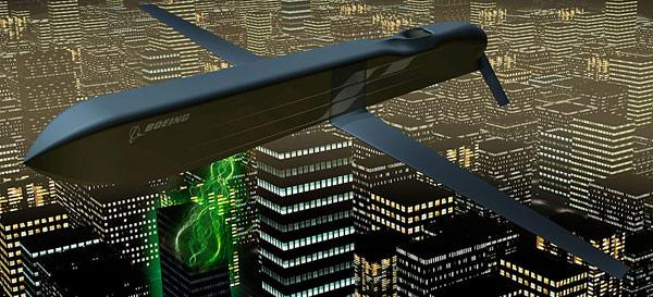 Hình ảnh giả định của tên lửa CHAMP (boeing.com)