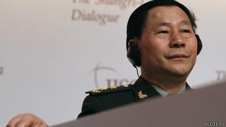Trung tướng Thích một lần nữa khẳng định chủ quyền của nước này đối với Biển Đông là 'rõ ràng'