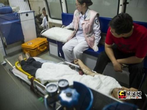Ký Trung Tinh, thủ phạm đánh bom tự sát ở sân bay Bắc Kinh được công an bồi thường 10 vạn nhân dân tệ sau khi bị đánh đến tàn phế