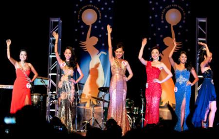 Người đẹp Nhật Bản gốc Việt lên ngôi Hoa hậu Việt Nam toàn cầu 2013