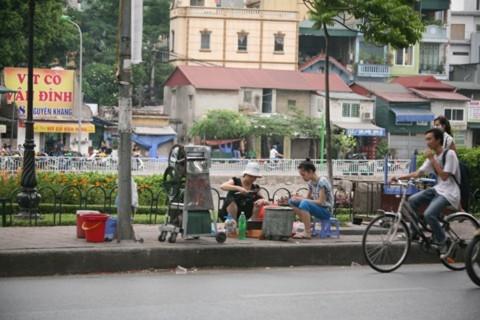 Rước hoạ vào thân từ nước uống đường phố