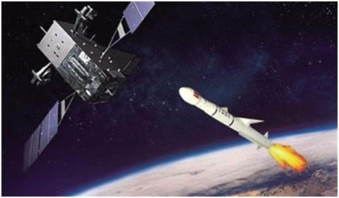 Năm 2007, Trung Quốc phóng tên lửa diệt vệ tinh, gây lo ngại cho Mỹ