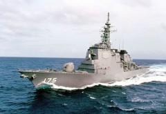 Tàu chiến hiện đại Aegis của Nhật Bản. Ảnh defenseindustrydaily.com