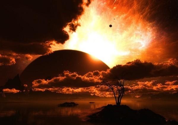 Tìm ra ngày diệt vong mới của Trái đất 2