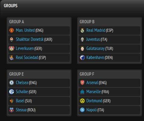 Champions League 1