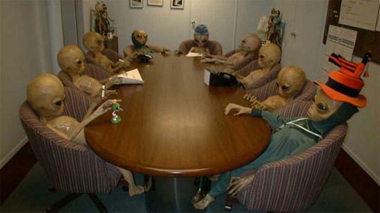 Cuộc song hành với người ngoài hành tinh đi về đâu?