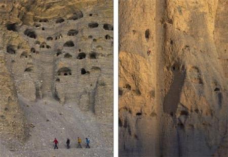 Khám phá vương quốc hang động bí ẩn ở Himalaya