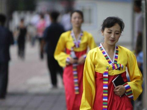 Theo Chosun Ilbo, đói nghèo buộc nhiều phụ nữ Triều Tiên phải bán mình.