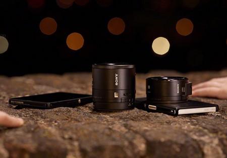 Bộ đôi ống kính đặc biệt dành cho smartphone của Sony