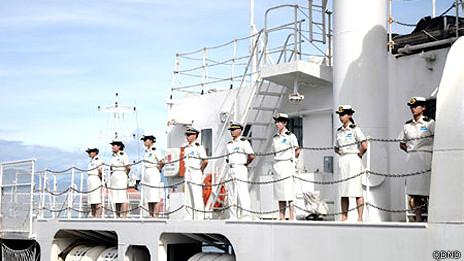 Cảnh sát biển Việt Nam đang tăng cường hợp tác quốc tế