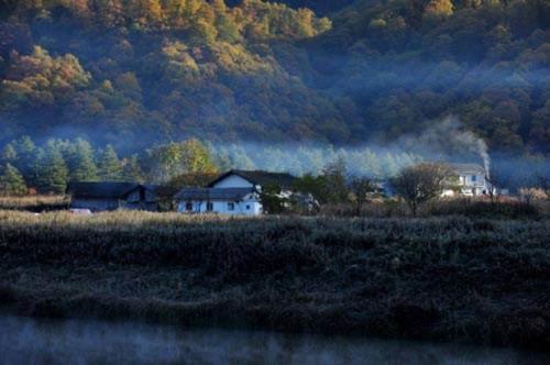 Ngắm cảnh mùa thu đẹp như tranh - 10