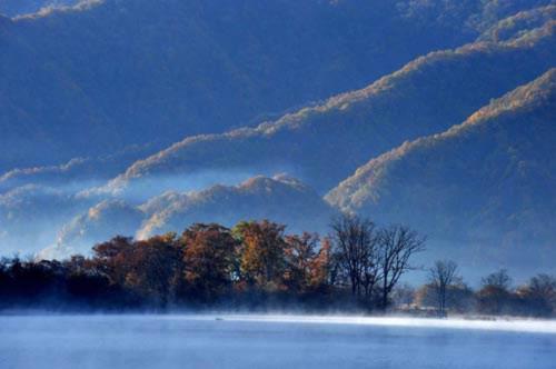 Ngắm cảnh mùa thu đẹp như tranh - 12