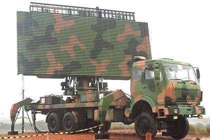 radar trung quoc