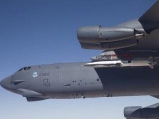 Mỹ điều máy bay ném bom B-52 thách thức vùng nhận dạng phòng không Trung Quốc - Ảnh: Reuters