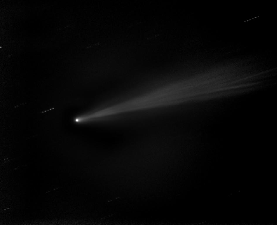 Nâng cao hình ảnh của sao chổi ISON