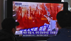 Report: North Korea shows signs of possible atomic test preparation