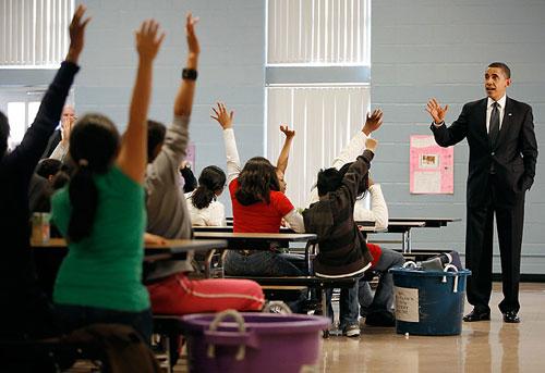 Giáo dục trẻ em ở Mỹ