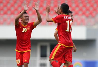 Chiến thắng trước U23 Brunei mang ý nghĩa lớn về mặt tinh thần cho U23 Việt Nam.