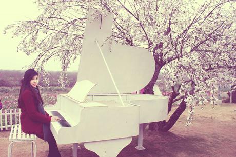 Đậm chất nghệ sĩ với cây đàn Piano