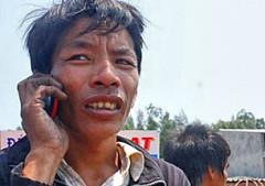 Thuyền trưởng hai lần bị cướp Phạm Quang Thạnh. Source Lao Động Online