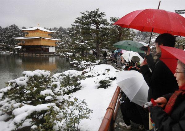 Du khách tham quan Nhật.