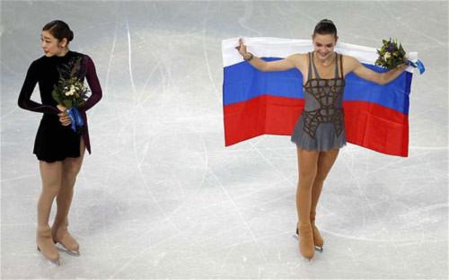 Kỳ tích của nữ hoàng trượt băng ở Olympic - 1
