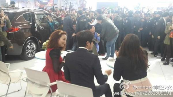 """Bị """"hắt hủi"""" ở Hàn, Park Shi Hoo được chào đón nồng nhiệt tại Trung Quốc 4"""