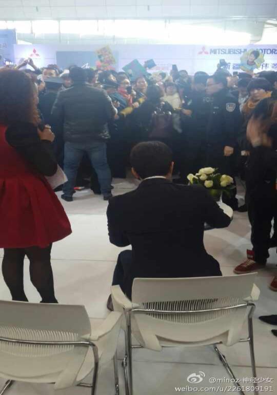 """Bị """"hắt hủi"""" ở Hàn, Park Shi Hoo được chào đón nồng nhiệt tại Trung Quốc 5"""