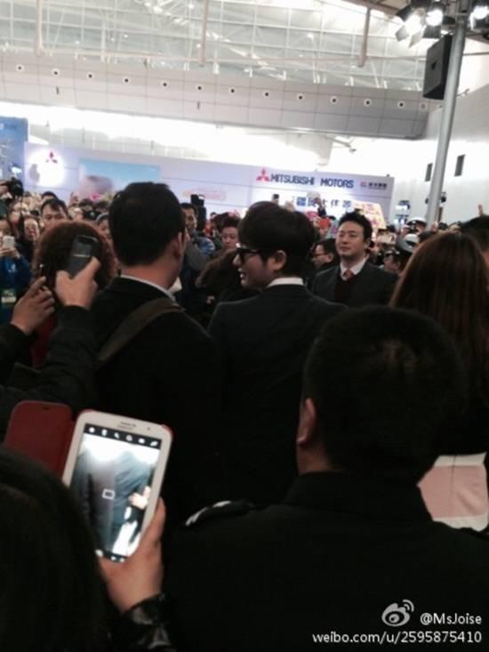 """Bị """"hắt hủi"""" ở Hàn, Park Shi Hoo được chào đón nồng nhiệt tại Trung Quốc 7"""