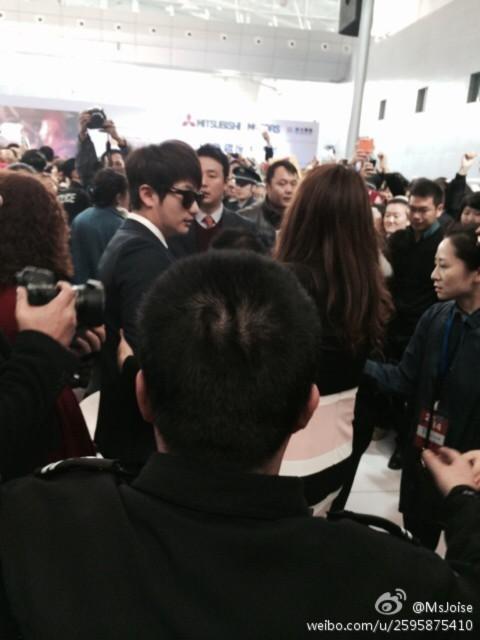 """Bị """"hắt hủi"""" ở Hàn, Park Shi Hoo được chào đón nồng nhiệt tại Trung Quốc 8"""