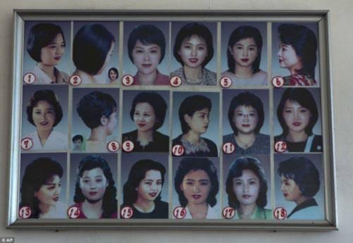 Đàn ông Triều Tiên phải để tóc như Kim Jong-un - Ảnh 2