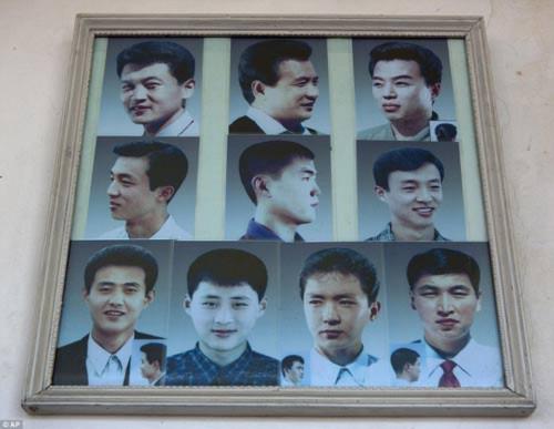 Đàn ông Triều Tiên phải để tóc như Kim Jong-un - Ảnh 3
