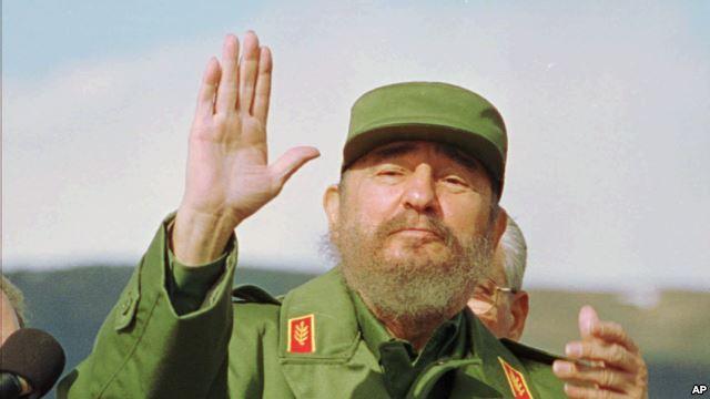 Ông Fidel Castro được mô tả trong bài viết như quái vật đã phá hủy Cuba, trong ánh mắt của đa số người dân nước này.