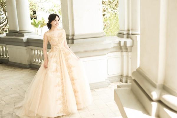 Mai Phương Thúy lộng lẫy, xinh như công chúa trong bộ ảnh mới 1