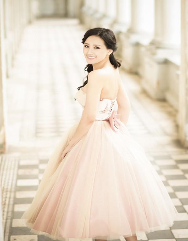 Mai Phương Thúy lộng lẫy, xinh như công chúa trong bộ ảnh mới 12
